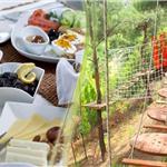 Homeros Adventure Macera Parkuru ve Kahvaltı