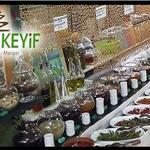 Seferihisar yolu Güzelbahçe Çamlı Keyif'te enfes lezzetler eşliğinde sınırsız serpme kahvaltı