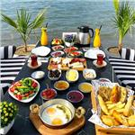 Güzelbahçe Me and You Serpme Kahvaltı ve Türk kahvesi