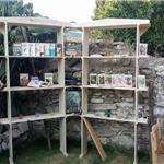 Urla Küçük Ev'de Enfes Serpme Köy Kahvaltısı Keyfi