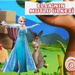 Elsa'nın Mutlu Ülkesi Çocuk Tiyatro Oyunu İndirimli Giriş Bileti