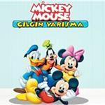 'Mickey Mouse Çılgın Yarışma' Çocuk Tiyatro Oyunu Bileti