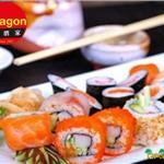 Alsancak Red Dragon Chinese Restaurant'da 18 Parça Sushi