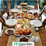 Çiçekliköy My Garden Serpme Köy Kahvaltısı